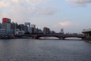 隅田川の橋の歴史