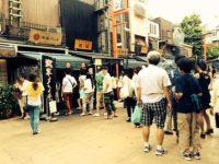 浅草寺周辺で食べ歩きなら「浅草メンチ」がおすすめ!