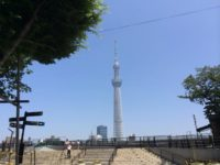 隅田公園:スカイツリーの撮影や、台東リバーサイドスポーツセンターで運動も!