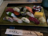 地元民が通う安くて美味しいお寿司屋さん「鳥越ずし」