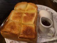 朝食なら喫茶店「珈琲屋」でモーニングセットを!