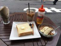 ペリカンのパンとコーヒーを!FEBRUARY CAFE(フェブラリーカフェ)でモーニング。