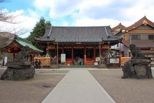縁結びで有名な浅草神社の歴史