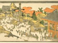 浅草のシンボル!雷門の歴史