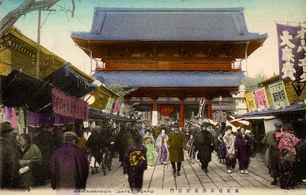 浅草の歴史