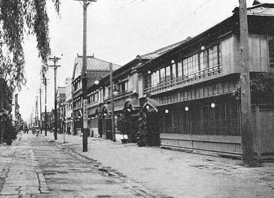 1930年代の吉原