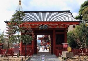 浅草の重要文化財、二天門の歴史