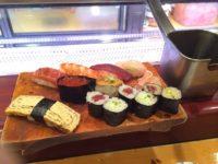 浅草で本物の江戸前寿司が食べられる重寿司。