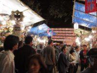 商売繁盛なら!浅草酉の市のお祭りに参加しよう。