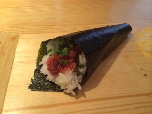 浅草寿司ランチ