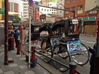 浅草で人力車に乗ろう!乗れる場所やおすすめコースなどを紹介!