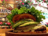東京ソラマチのクア・アイナのハンバーガー!