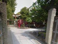 隅田公園の牛嶋神社