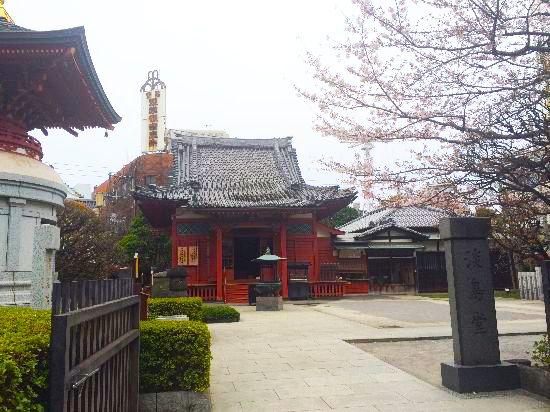 浅草寺のお堂
