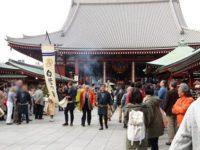 浅草周辺の寺、神社、史跡巡り。