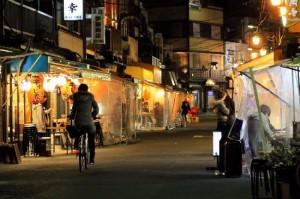 浩司:浅草ホッピー通りにある繁盛店で牛すじ煮込を満喫!