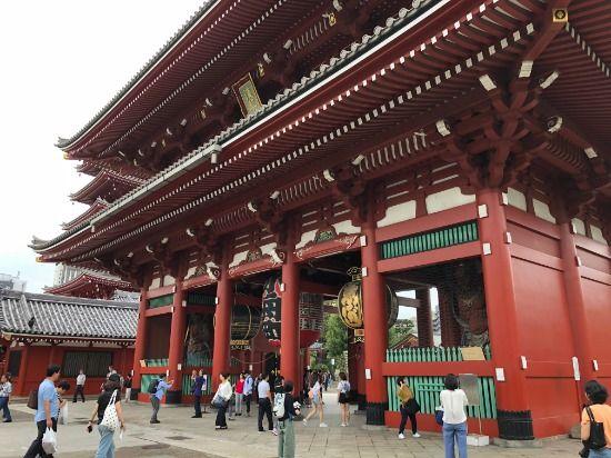 宝蔵門(二天門)