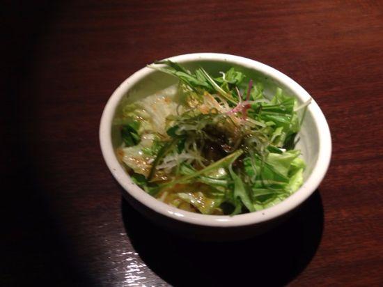 き介サラダ
