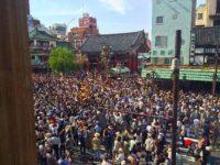 写真、動画で見る2015年浅草三社祭。穴場スポットなども紹介!