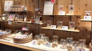 浅草アメシンで美しすぎる飴細工を鑑賞しよう!体験やカフェ利用も。
