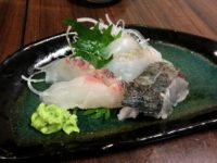 食楽:元お寿司屋さんが始めた魚居酒屋さん。夜の定食利用も!